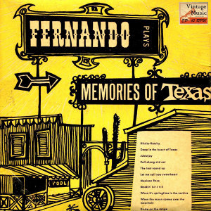 Vintage Country No. 6  - EP: Memories Of Texas