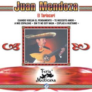 Juan Mendoza - El Tariácuri - Feria Mexicana