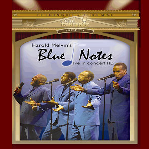 Harold Melvin's Blue Notes Live In Concert