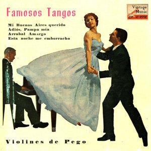 """Vintage Tango Nº 11 - EPs Collectors """"Famosos Tangos"""""""