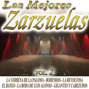 Las Mejores Zarzuelas Vol. 2