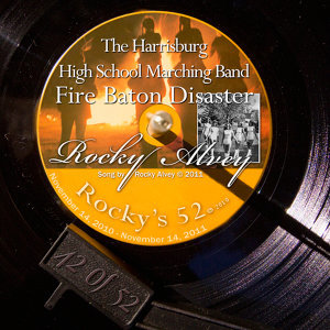 The Harrisburg High School Marching Band Fire Baton Disaster - #42 Of The 52