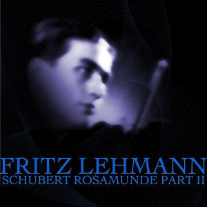 Schubert Rosamunde Part II