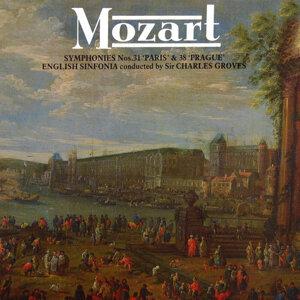 Mozart Symphonies No 31 & 38