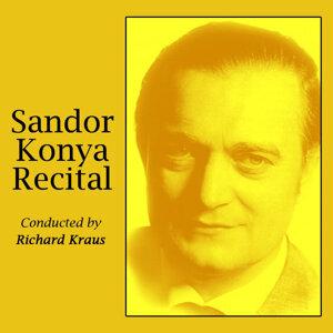 Sandor Konya Recital
