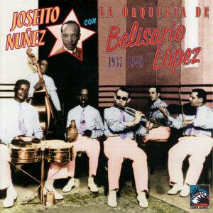 Con la Orquesta de Belisario Lopez 1937-40