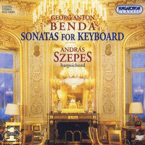 """Georg Anton Benda: Keyboard Sonatas from """"Sammlung Vermischter Clavierstücke für geübte und ungeübte Spieler"""""""