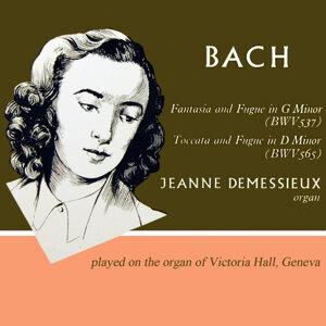 Bach Fantasia & Fugue