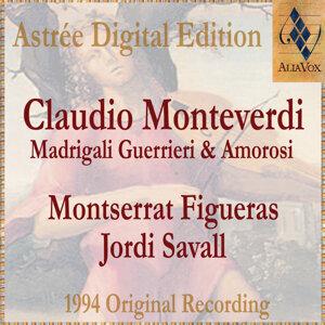 Claudio Monteverdi: Madrigali Guerrieri Et Amorosi