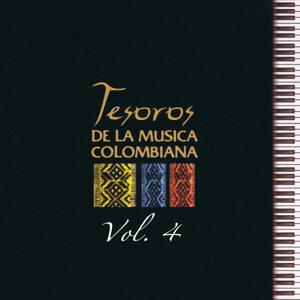 Tesoros de la Música Colombiana Volume 4