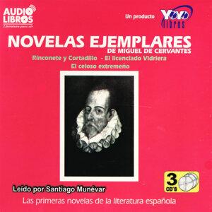 Novelas Ejemplares: Rinconete y Cortadillo, El liceniado Vidriera, El celoso extremeño (Unabridged)