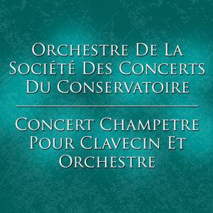 Concert Champetre Pour Clavecin Et Orchestre