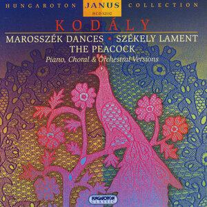 Hungaroton Janus Series Collection - Kodály: Marosszék Dances, Székely Lament, The Peacock