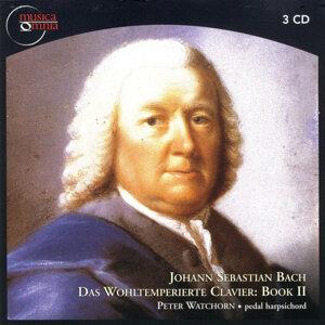 Bach: Das Wohltemperierte Clavier - Book II
