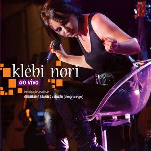 Klébi Nori ao vivo