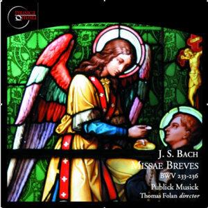 Bach: Missæ Breves, BWV 233-236
