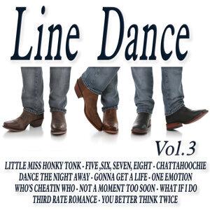 Line Dancing Vol. 3