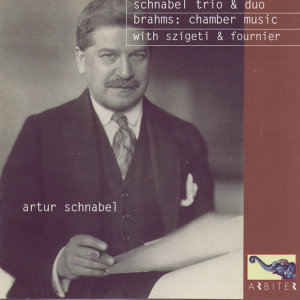Brahms: Chamber Music with Szigeti & Fournier