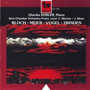 Bloch, Meier, Vogel, Zbinden: Concertos for Piano & Orchestra