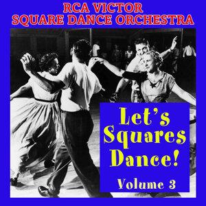 Let's Square Dance Volume 3
