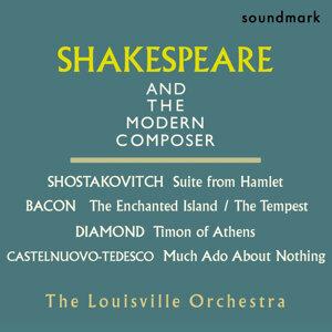 Shakespeare and the Modern Composer: Shostakovitch - Suite from Hamlet, Mario Castelnuovo-Tedesco, David Diamond, Ernst Bacon