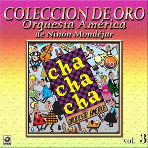 Orquesta America - De Nino Monjar Coleccion De Oro, Vol. 3