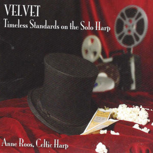 Velvet: Timeless Standards on the Solo Harp