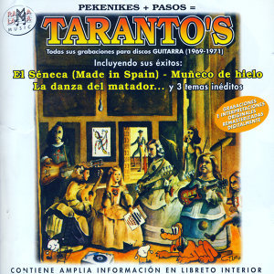 Todas Sus Grabaciones Para Discos Guitarra (1969-1971)