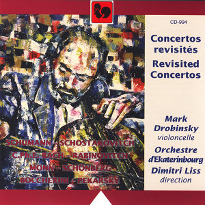 Revisited Concertos for Cello & Orchestra