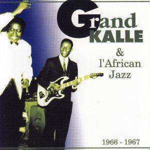 Grand Kallé Et l'African Jazz 1966 - 1967
