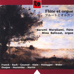 Flûte et orgue (Flute and Organ)