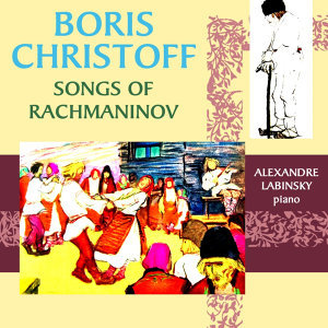 Songs Of Rachmaninov