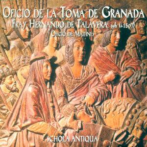 Oficio De La Toma de Granada. Fray Hernando De Talavera, osh (+ 1507). Oficio De Maitines