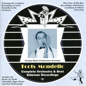 Complete Orchestra & Best Sideman Recordings