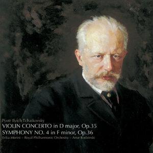 Tchaikovsky: Violin Concerto in D, Symphony No. 4