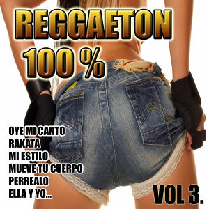 Reggaeton 100% Vol.3