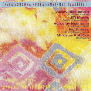 Contemporary Czech Music - String Quartets I.