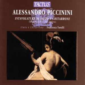 Piccinini : Intavolature Di Liuto E Chitarrone - Volume secondo