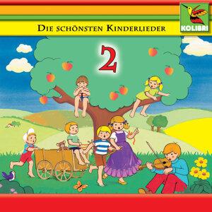 Die schönsten Kinderlieder 2