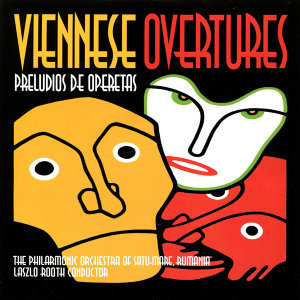 Viennese Overtures , Preludios de Operetas