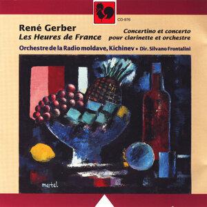 René Gerber: Les Heures de France – Concertino et Concerto pour clarinette