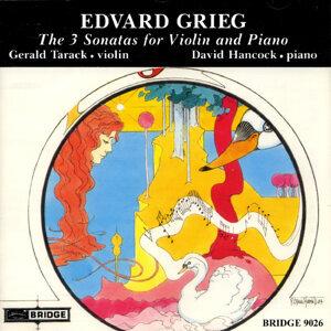 Grieg: The 3 Sonatas For Violin & Piano