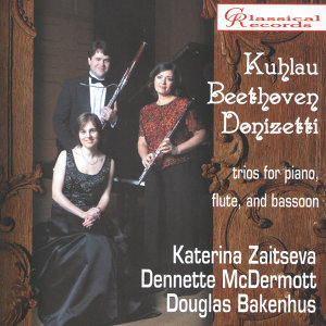 Trios for Piano, Flute, and Basson