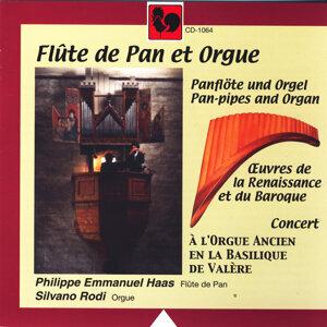 Musique française et italienne du 16e au 18e siècle, flûte de Pan et orgue à Valère