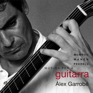 Mompou, Manén, Pedrell: Música per a Guitarra
