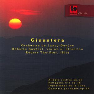 Ginastera: Orchestral Pieces