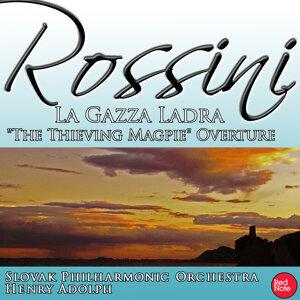 """Rossini: La Gazza Ladra """"The Thieving Magpie"""" Overture"""