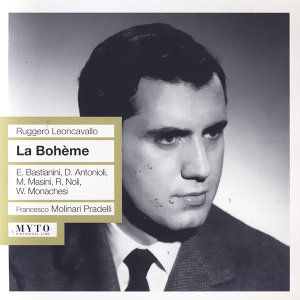 Ruggero Leoncavallo: La Bohème