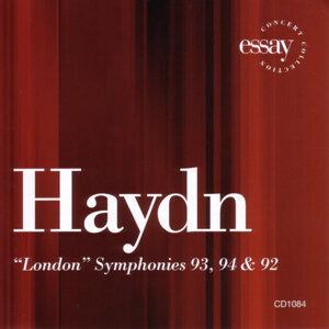 "Haydn: ""London"" Symphonies 93, 94 & 92"