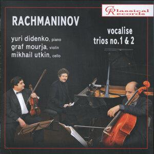 Rachmaninoff: Piano Trios